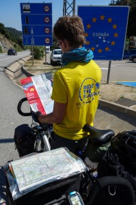 Ride the Flavour check the route with Michelin